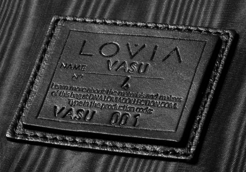 product label inside