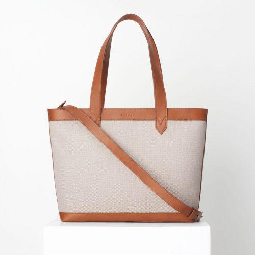Tuohi Tote Cancas front