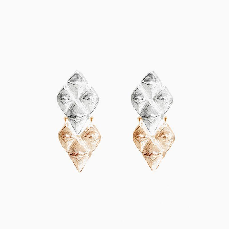 Rose gold & Silver | 115€ | £105